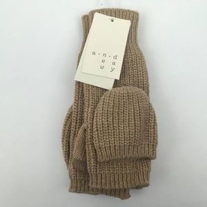a new day Accessories - A New Day Flip Top Mittens Touchscreen Compatible